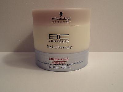 Schwarzkopf Bonacure Color Save Hair Treatment - 6.8oz