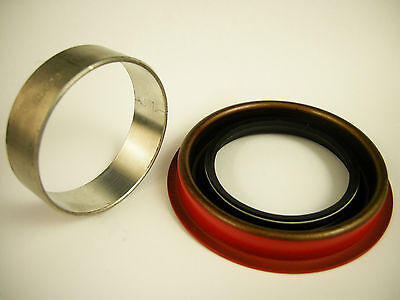 Aluminum Powerglide Transmission Front Pump Seal & Bushing