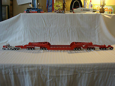 dcp peterbilt 1:64 250 ton trailer