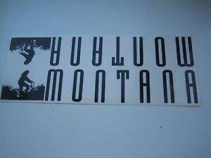 Original-Raleigh-MONTANA-Vintage-Sticker-Decal-Old-School-Cycle-Bike
