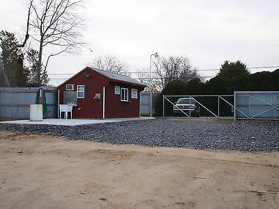 Auto Salvage yard, 3 bedroom house built 4 yrs. ago, used car dealer license on Rummage