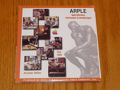 APPLE COMPUTER MAY 1998 ARPLE (APPLE REFERENCE,PERF.,&LEARNING).COLLECTIBLE.RARE