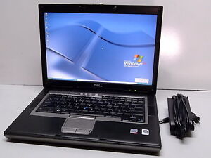 Dell-Latitude-D830-Core2Duo-2-2GHz-160GB-HDD-2GB-Ram-DVDRW-15-4-LCD-Wi-Fi-Ready