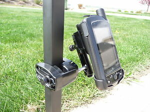 Golf Cart gps Mount / Holder For SkyCaddie SGX SGXw SG X SGX w