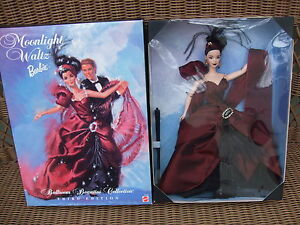 Moonlight Waltz Ballroom Barbie Limited Edition 1997  NRFB MIB