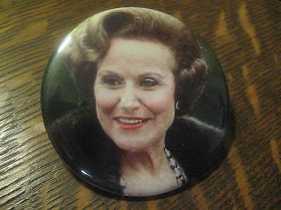 Dear Abby Abigail Van Buren American Icon Newspaper Column Lapel Button Pin  10