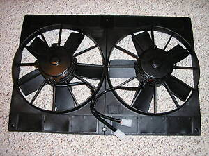 Dual-11-Electric-Radiator-Cooling-Fan-Extreme-Twin-Fans-HD-street-rod