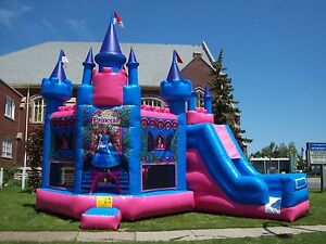 Commercial Inflatable Combo Bounce House Ebay