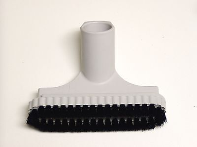 Upholstery Brush GRAY for Central Vacuum or push-around