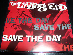 The Living End Save The Day Rare Australian 3 Track CD Single