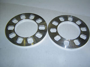5-Stud-Universal-Wheel-Spacers-8mm-Car-Trailer-Etc