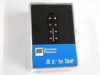 Seymour Duncan Jb Jr Pickup Neck (SSJBJ1NBLK) Musical Instruments on Sale