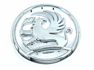 Genuine-New-VAUXHALL-GRIFFIN-GRILLE-BADGE-Zafira-B-Corsa-D-Vectra-C-Signum-2006