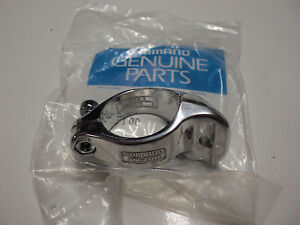 Shimano-Front-Derailleur-Clamp-31-8-New-Converts-Braze-On-57y92100