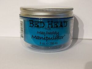 TIGI-BED-HEAD-MANIPULATOR-MAC-DADDY-8-oz-200-ml-2-ounces-x-4-LARGE-BIGGIE