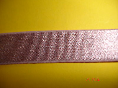 elastisches Band 0,28€/m hell lila  10 Meter MB30