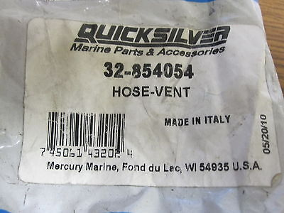 Mercury Quicksilver Hose Vent 32-854054
