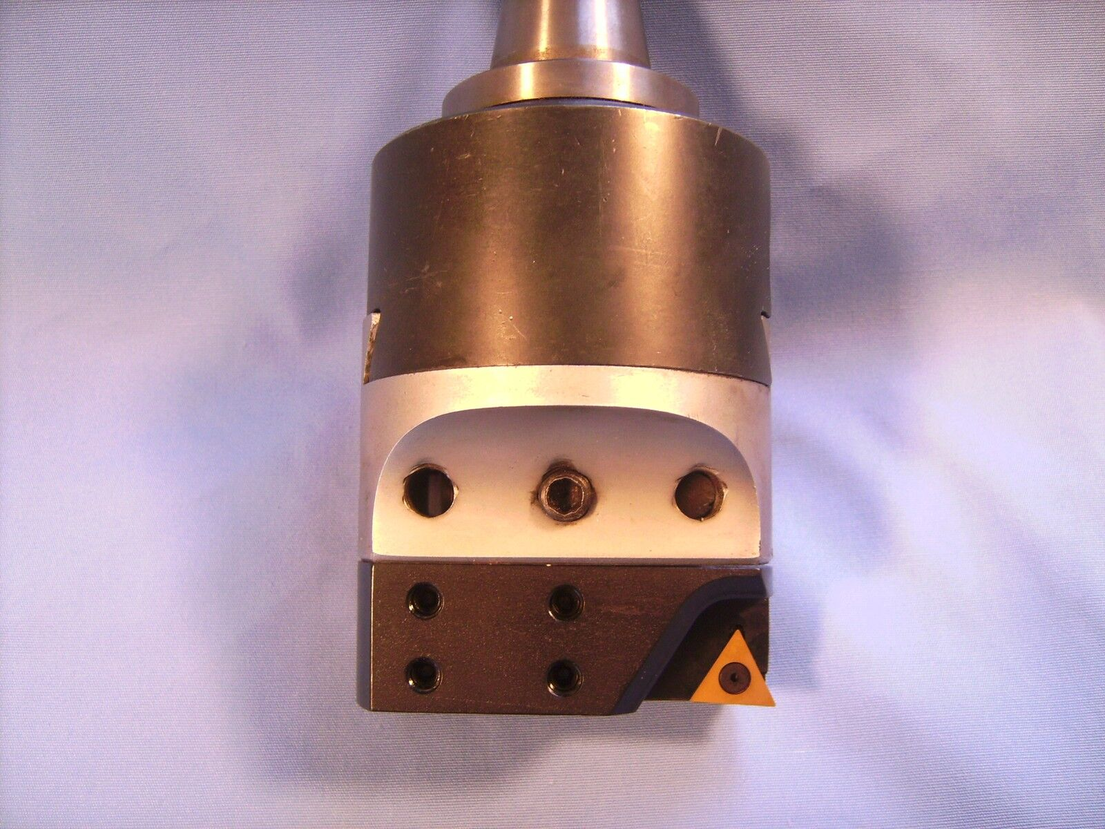 Boring Head Attachment - 3.0 Product..criterion Mill, Cnc, Indexable.