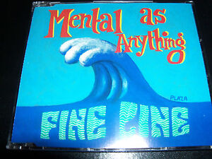Mental-As-Anything-Fine-Line-Rare-Australian-5-Track-CD-Single