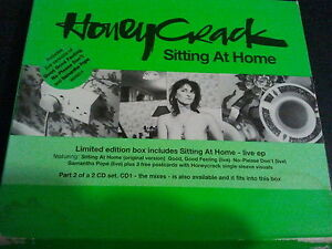 HONEYCRACK-SITTING-AT-HOME-UK-1996-4-TRACK-CD-THE-WILDHEARTS