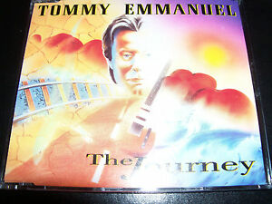 Tommy-Emmanuel-The-Journey-Rare-Australian-3-Track-CD-Single