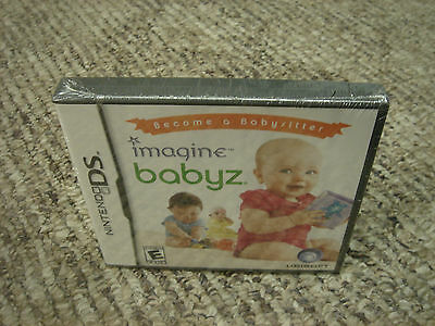 Imagine: Babyz (nintendo Ds, 2007)