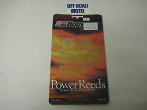 Gas Gas TXT PRO Trials Bike Boyesen Power Reeds, 2002-2012. EXCELLENT