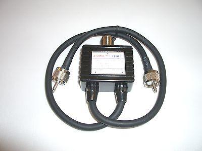 Jetstream Jtdup 2-port Hf-vhf/uhf Antenna Duplexer