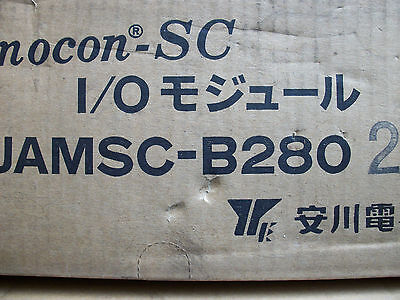 Yaskawa  Mocon Sc  Jamsc B2802   New In  Box  Fast  Shipping