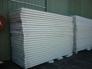 COOLROOM PANELS, SANDWICH PANELS,