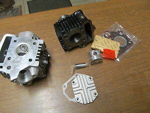 Zylinderkopf Zylinder Kolben Set 50 ccm  Honda Skyteam