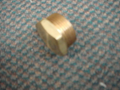 4- Wirsbo 1-1/4 Manifold End Plugs
