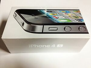 NEW-IN-BOX-APPLE-iPHONE-4S-BLACK-16GB-iOS-5-1-AT-T-CAN-BE-UNLOCKED-w-R-SIM