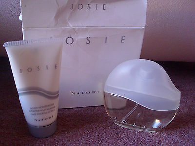 Avon Josie Natori Eau De Toilette Perfume 50ml & Body Lotion 50ml Discontinued