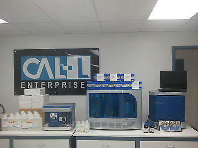 Abi Solid Ez Bead Dna Synthesis System--excellent 2010 Date Code Software Incl.
