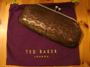 Stunning-Ted-Baker-clutch-bag