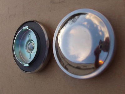 60 61 62 63 64 65 66 67 English Ford Anglia Capri Zephyr Stainless Steel Gas Cap