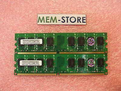 8gb( 2x4gb) Ddr2 800mhz Unbuffered Memory Dell Workstatio...