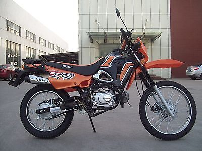 50ccm 4 takt enduro motorrad bike yamasaki ym50 gys 50 ccm. Black Bedroom Furniture Sets. Home Design Ideas