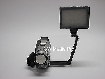 Pro Sl-2 Led Video Light For Canon Powershot Sx150 Sx230 Sx260 Elph 520 Camera