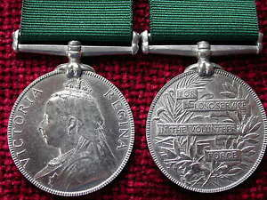 Replica-Copy-Victorian-Volunteer-Long-Service-Good-Conduct-Medal-aged-full-size