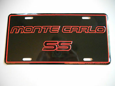 Monte Carlo Ss Front Plate