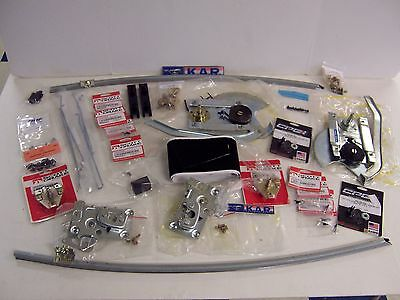 1965 1966 MUSTANG, SHELBY,DOOR REBUILD KIT, STANDARD INTERIOR, DOES BOTH DOORS
