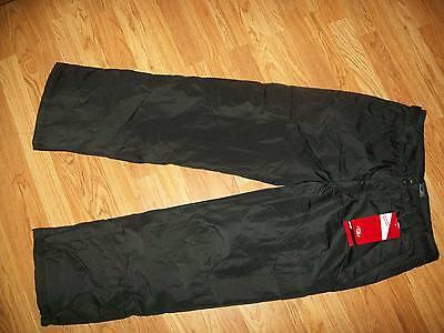 Cb Sport Winter Insulated Black Ski Snowboard Pants Mens Size Xxl 2xl $130