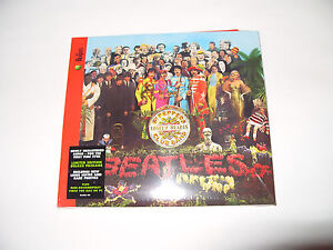 The Beatles - Sgt. Pepper's Lonely Hearts Club Band (CD 2009) DIGIPAK -FASTPOST