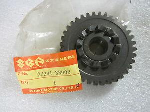 Suzuki-GT380-nos-kickstart-gear-1972-77-26241-33002