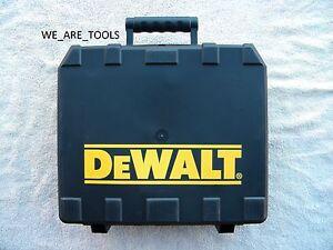 DEWALT-DCK274-DCK255-COMBO-CASE-FOR-18V-DCD950-DCD970-DCD775-DRILL-DC825-IMPACT