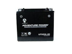 Yamaha Big Bear  Battery