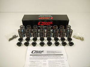 FORD 302 EFI 5.0L WINDSOR EB ED EF EL AU CONICAL VALVE SPRING KIT CRANE 44308-1