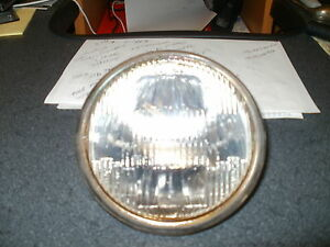 Harley-Davidson-Touring-Softail-Auxillary-Passing-Lamp-Bulb-Early-models-NR